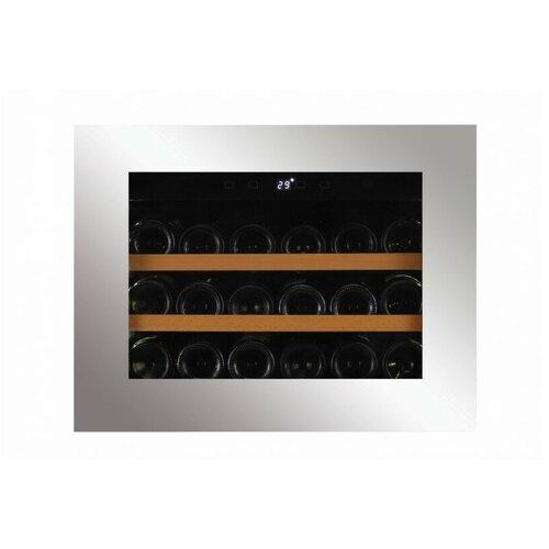 Встраиваемый винный шкаф Dunavox DAV-18.46SS.TO встраиваемый винный шкаф dunavox dx 53 130sdsk dp