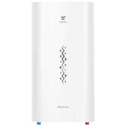 Фото - Накопительный электрический водонагреватель Royal Clima RWH-ST50-FS, белый электрический накопительный водонагреватель royal clima rwh bi30 fs