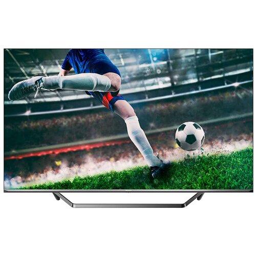 Фото - Телевизор Hisense 50U7QF 50 (2020), серый/черный телевизор hisense 50u7qf 50 qled ultra hd 4k