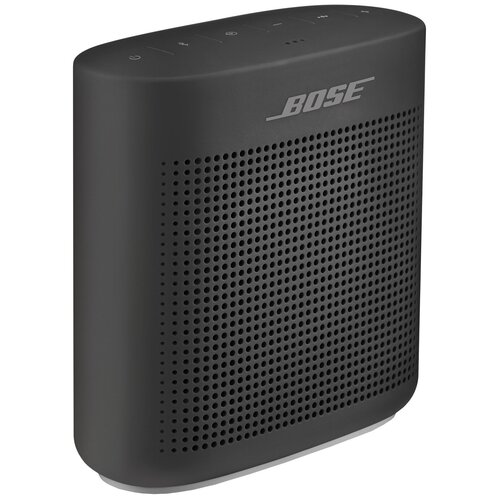 Портативная акустика Bose SoundLink Color II, soft black