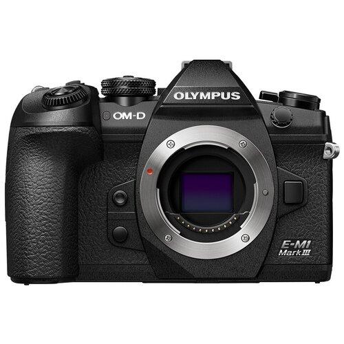 Фотоаппарат Olympus OM-D E-M1 Mark III Kit черный M.Zuiko Digital 12-40mm F/2.8