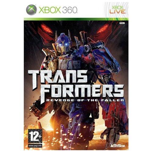 Игра для Xbox 360 Transformers: Revenge of the Fallen, полностью на русском языке