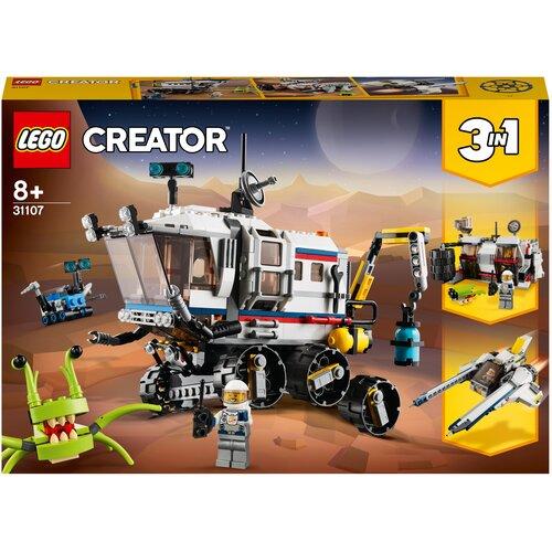lego creator исследовательский планетоход 31107 Конструктор LEGO Creator 31107 Исследовательский планетоход