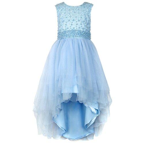 Платье для девочки Ciao Kids Couture цвет голубой 12 лет