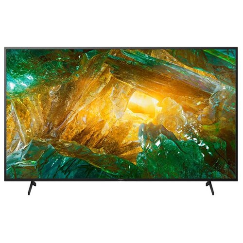 Фото - Телевизор Sony KD-55XH8005 54.6 (2020), черный телевизор sony kdl43wf665br черный