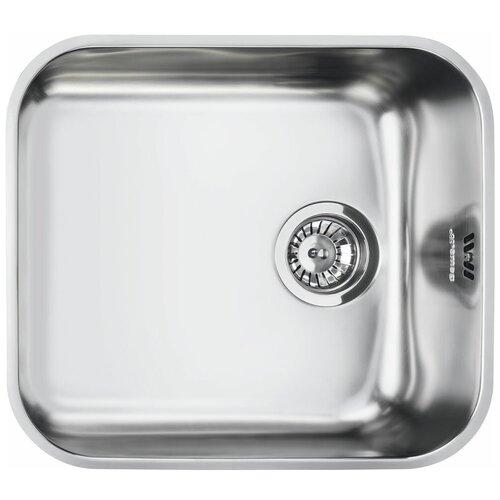 Врезная кухонная мойка 47 см Smeg UM45 нержавеющая сталь/матовая врезная кухонная мойка 79 см smeg sp791s 2 нержавеющая сталь матовая