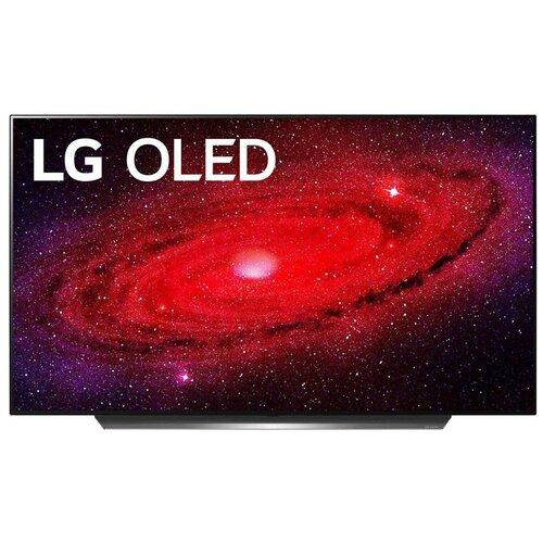 """Телевизор OLED LG OLED55CXRLA 55"""" (2020) черный"""