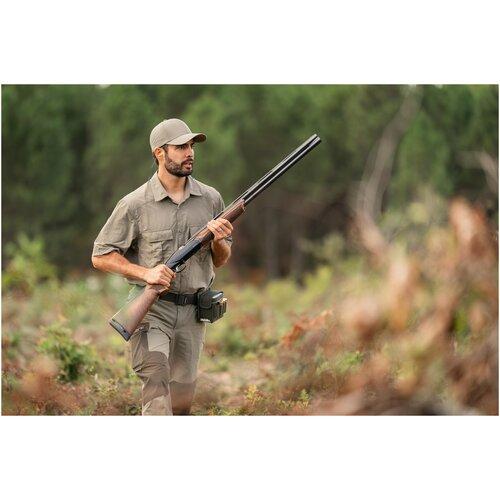 Рубашка с короткими рукавами для охоты легкая и