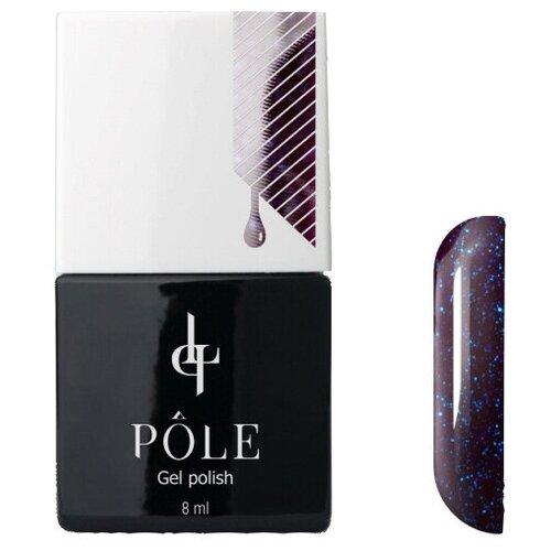 Купить Гель-лак для ногтей Pole Classic line, 8 мл, Вишневый сок
