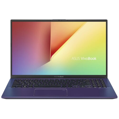 """Ноутбук ASUS VivoBook 15 X512JA-BQ1021 (Intel Core i3 1005G1/15.6""""/1920x1080/4GB/256GB SSD/Без ОС) 90NB0QU6-M14630 peacock blue"""