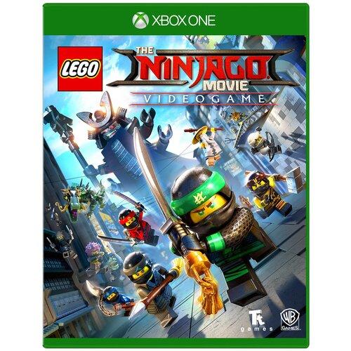 Игра для Xbox ONE LEGO Ninjago, русские субтитры
