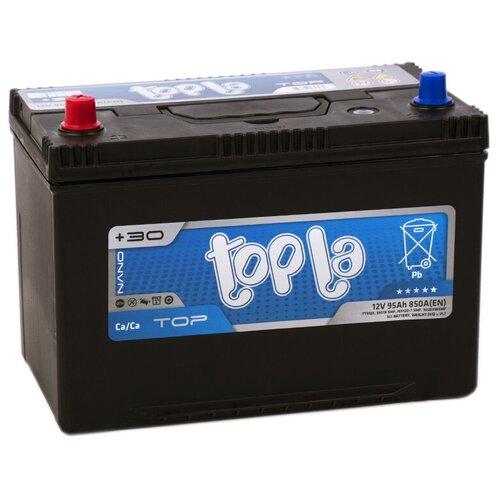 Автомобильный аккумулятор Topla Top JIS 118995 topla аккумулятор легковой topla top jis 45 ач о п b19l