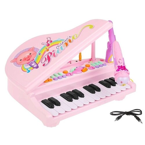 Xie Cheng пианино CY-7025B розовый