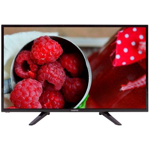 Фото - Телевизор HARPER 32R470T 32 (2019), черный телевизор national nx 32ths110 32 2019 черный