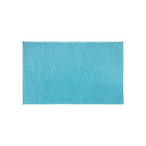 Фото - Коврик для ванной SPA 50*80, голубой VORTEX/10 коврик для ванной spa 50 80 бежевый vortex 10