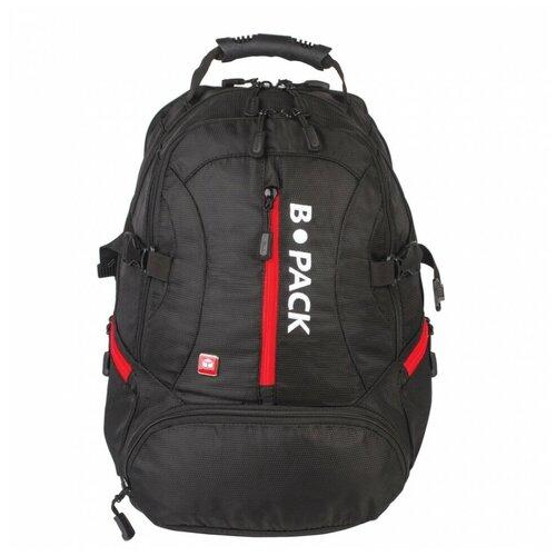 Городской рюкзак B-PACK S-03 226949 (черный), черный