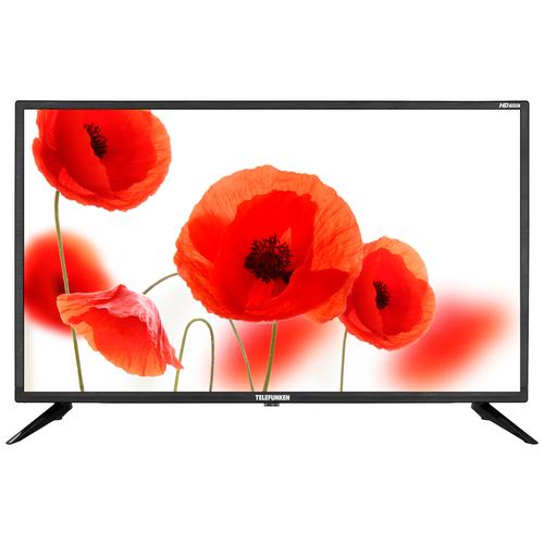 Фото - Телевизор TELEFUNKEN TF-LED32S31T2 31.5 (2020), черный телевизор telefunken 23 6 tf led24s19t2 черный
