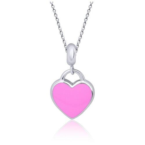 UMa & UMi Детский серебряный кулон подвеска Сердце UMI Symbols 319554800611