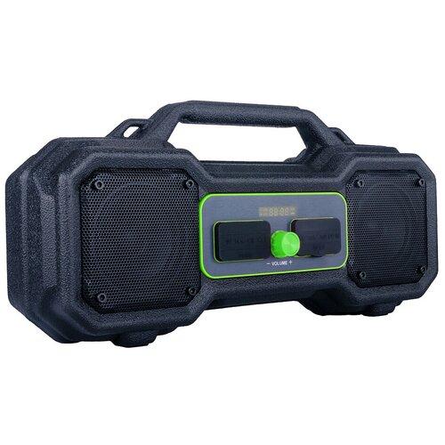 Портативная акустика iBest H01SW, зеленый портативная акустика sven ps 68 черный