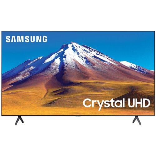 Фото - Телевизор Samsung UE43TU7097U 43 (2020), черный телевизор samsung 43 ue43au9010uxru