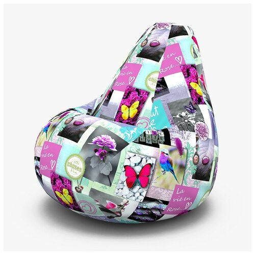 Кресло мешок PUFOFF XL Colibri