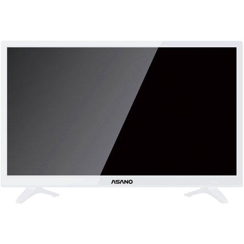 Фото - Телевизор Asano 24LH7011T 23.6 (2019), белый телевизор asano 24lh7011t белый