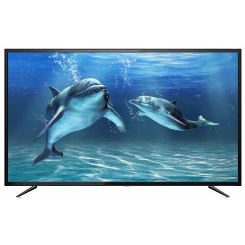Фото - Телевизор Erisson 50FLM8010T2 50, черный телевизор erisson 43flm8000t2 43 full hd