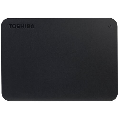 Внешний HDD Toshiba Canvio Basics New 2 TB черный