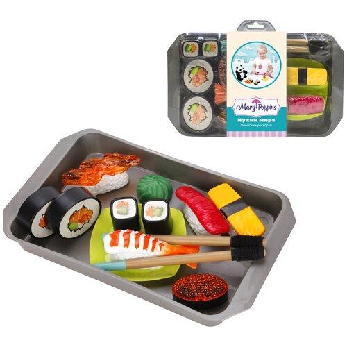 набор продуктов с посудой mary Набор продуктов с посудой Mary Poppins Японский ресторан 453139