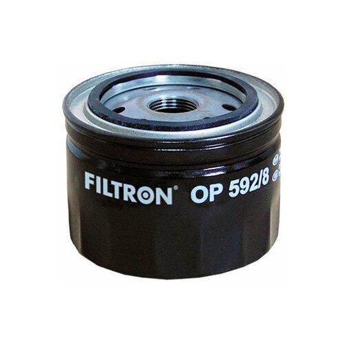 Масляный фильтр FILTRON OP 592/8 фильтр масляный filtron op 592 1
