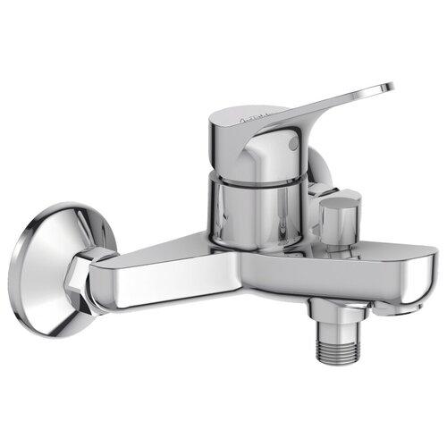 Фото - Смеситель для ванны с подключением душа Jacob Delafon Brive E75766-CP однорычажный смеситель для ванны с подключением душа jacob delafon aleo e72319 cp однорычажный