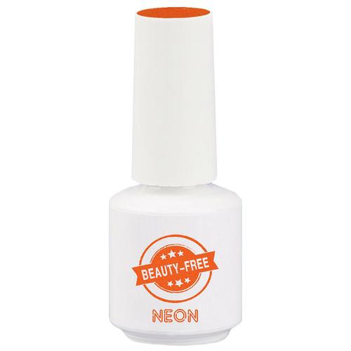 Фото - Гель-лак для ногтей Beauty-Free Neon, 8 мл, неоновый оранжевый гель лак для ногтей beauty free gel polish 8 мл оттенок вишневый