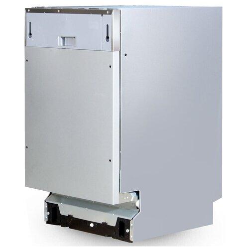 Полновстраиваемая посудомоечная машина Ginzzu DC512