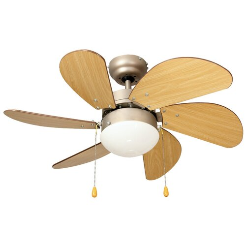 Потолочный вентилятор Dreamfan Smart 76, brown