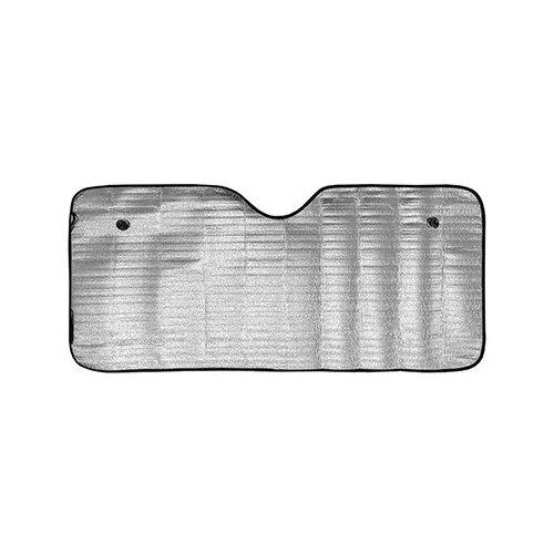 Шторка автомобильная экран 130*60см на лобовое стекло SKYWAY фольга