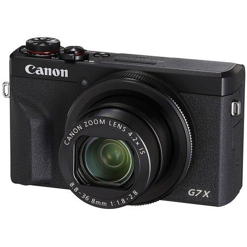 Фотоаппарат Canon PowerShot G7 X Mark III black