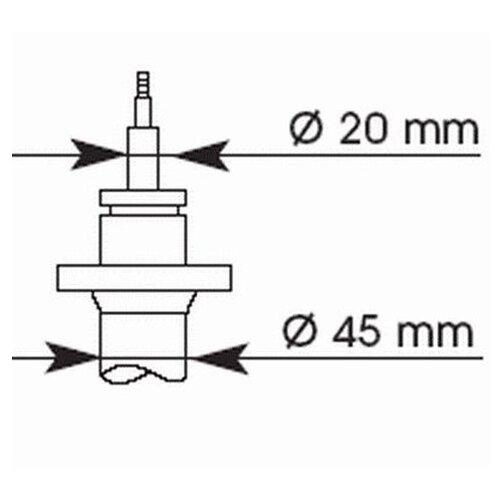 Амортизатор подвески Kayaba 373019 для BMW 3 серия E30