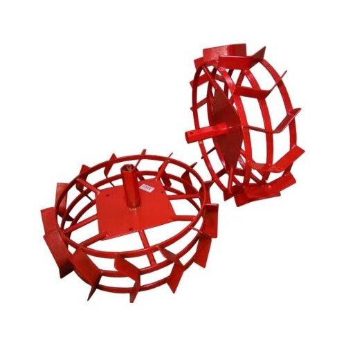 Грунтозацепы (комплект) ф 540/460 мм, шир. 160 мм, 6-гр. втулка 32 мм, 3 обруча ВРМЗ (SL-101, SL-104, SL-105, SL-131, SL-144, SL-145, SL-151, SL-184,