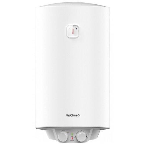 Накопительный электрический водонагреватель NeoClima EWHI 50SH, white