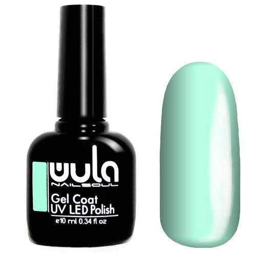 Купить Гель-лак для ногтей WULA Gel Coat, 10 мл, 393 пастельно-мятный