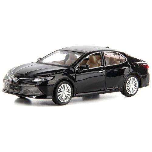 Купить Легковой автомобиль Hoffmann Toyota Camry (102803) 1:34 черный, Машинки и техника