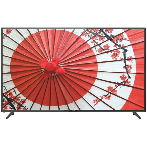 Фото - Телевизор AKAI LES-65D106M 65 (2020), черный телевизор akai les 43v97м 43 2019 черный