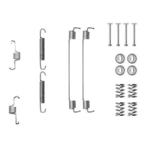 Ремкомплект тормозных колодок Bosch 1987475294