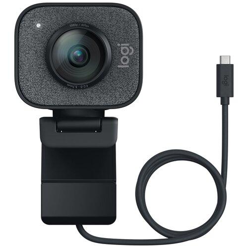 Веб-камера Logitech StreamCam, graphite