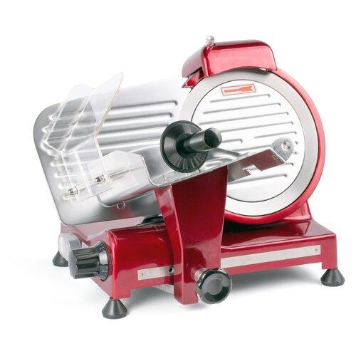 Профессиональный слайсер HENDI Profi Line 220 Red Edition красный 280Вт 970294