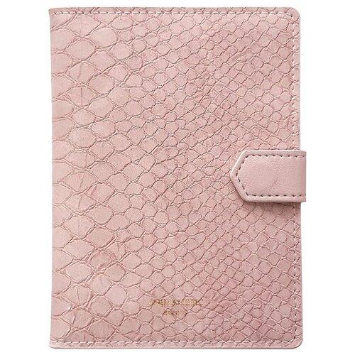 Обложка для паспорта InFolio Animalistic, pink