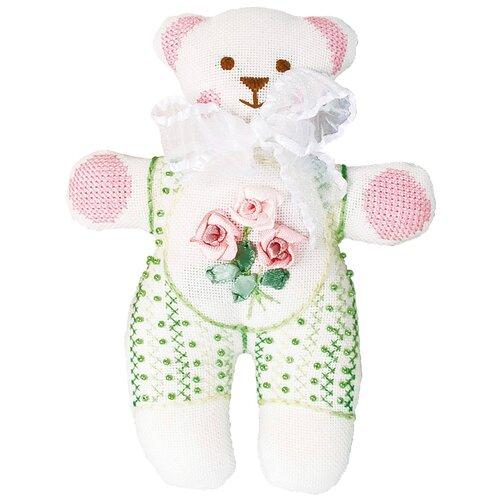 Купить PANNA Набор для вышивания Мягкая игрушка. Мишка 16 х 12 (IG-1176), Наборы для вышивания