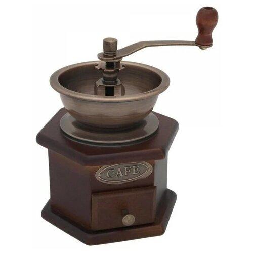 Фото - Кофемолка Zeidan Z-1198, коричневый кофемолка