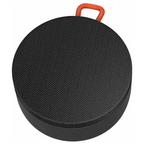 Портативная акустика Xiaomi Outdoor Bluetooth Speaker Mini, черный недорого