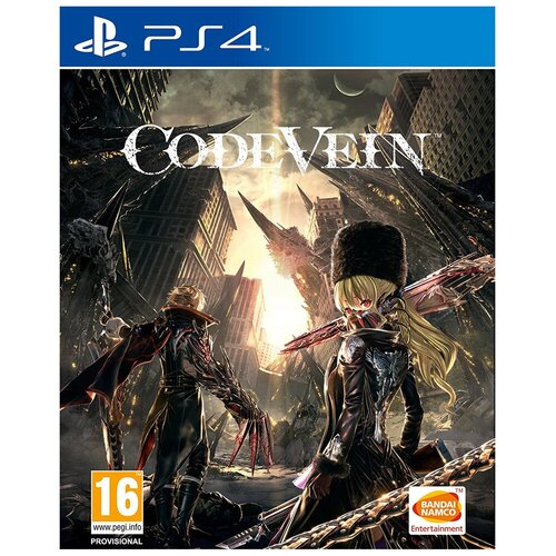Игра для PlayStation 4 Code Vein, русские субтитры недорого
